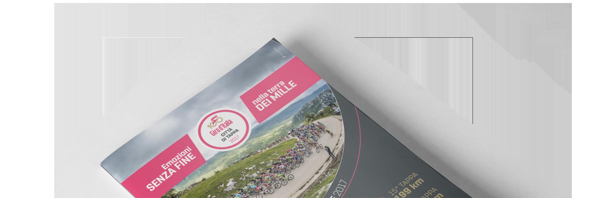Brochure Tappe Bergamasche 2017 - Giro d'Italia