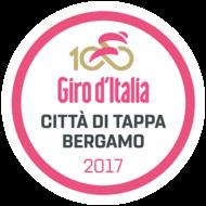 Giro d'Italia - Città di Tappa Bergamo 2017
