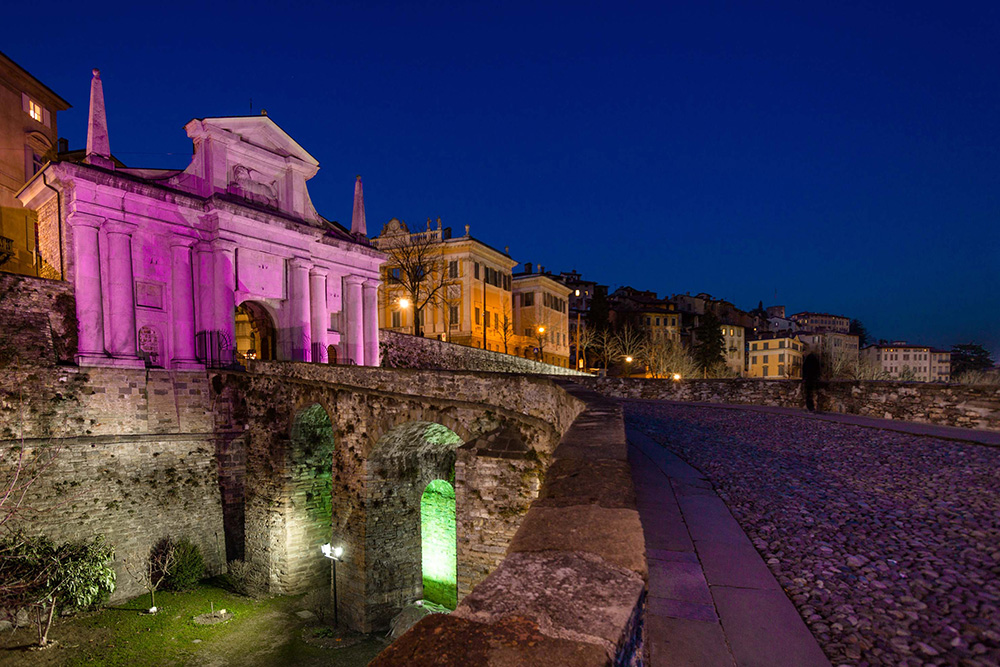 Bergamo in Rosa